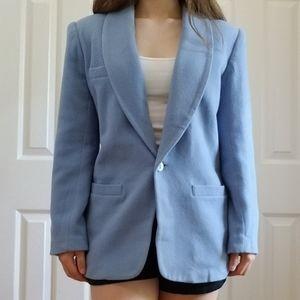 Stephanie Rogers Jackets & Coats - Pastel Blue Blazer